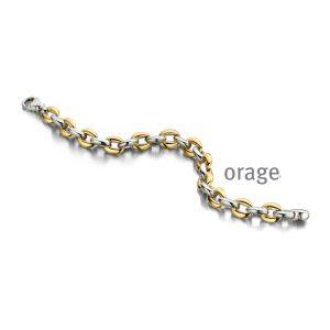 Orage Armband zilver - AP033