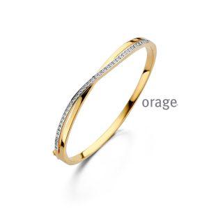 Orage Armband zilver - AP036