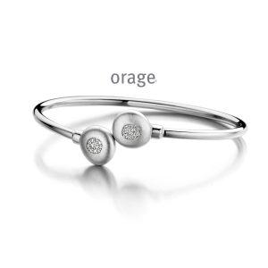 Orage Armband zilver - AP043
