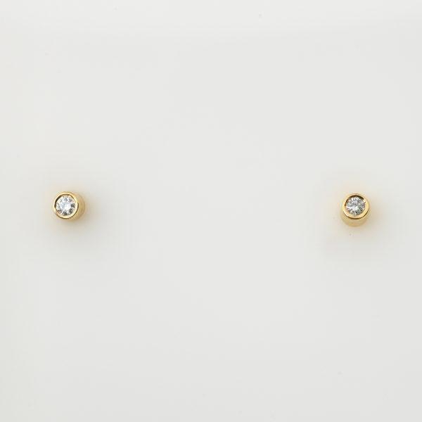 Oorbellen Murcia 18kt goud door Jo Juwelen