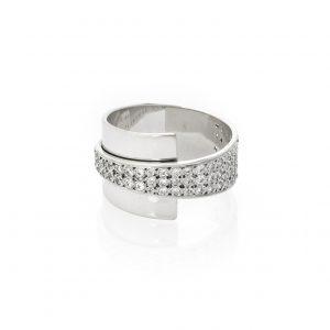 Ring Edinburgh 18kt goud door Jo Juwelen