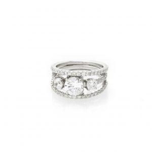 Ring Casablanca 18kt goud door Jo Juwelen
