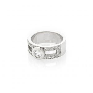 Ring Ashford 18kt goud door Jo Juwelen